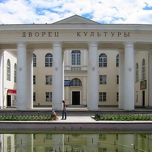 Дворцы и дома культуры Усть-Джегуты