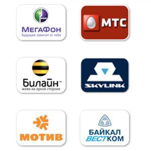 Операторы сотовой связи Усть-Джегуты