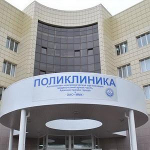 Поликлиники Усть-Джегуты