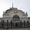 Железнодорожные вокзалы в Усть-Джегуте