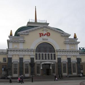 Железнодорожные вокзалы Усть-Джегуты